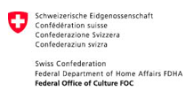 Federal Office of Culture FOC
